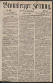 Bromberger Zeitung, 1862, nr 53