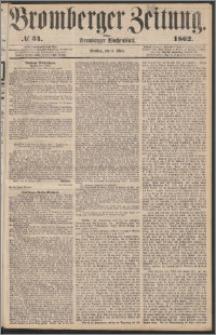 Bromberger Zeitung, 1862, nr 54