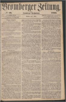 Bromberger Zeitung, 1862, nr 59