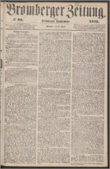 Bromberger Zeitung, 1862, nr 95