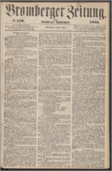 Bromberger Zeitung, 1862, nr 110