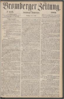 Bromberger Zeitung, 1862, nr 111