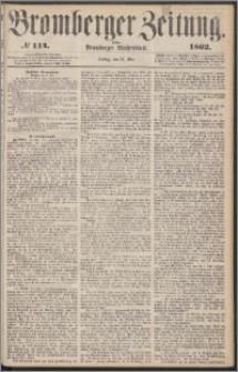Bromberger Zeitung, 1862, nr 114