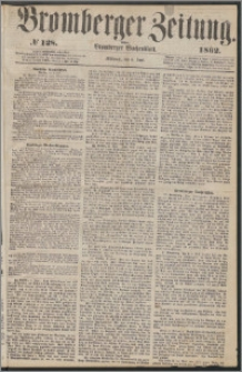 Bromberger Zeitung, 1862, nr 128