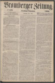 Bromberger Zeitung, 1862, nr 129