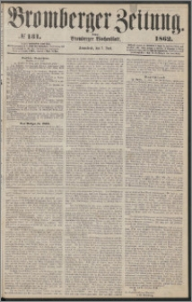 Bromberger Zeitung, 1862, nr 131