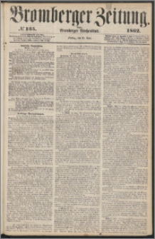 Bromberger Zeitung, 1862, nr 135