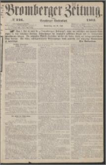 Bromberger Zeitung, 1862, nr 146
