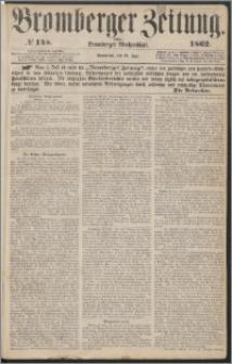 Bromberger Zeitung, 1862, nr 148