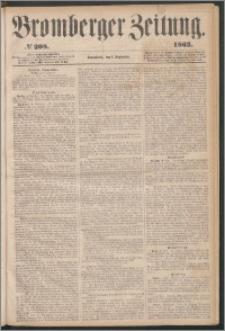 Bromberger Zeitung, 1862, nr 208