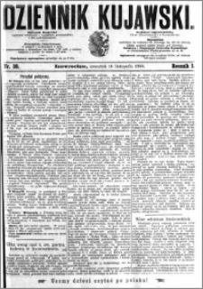Dziennik Kujawski 1893.11.16 R.1 nr 39