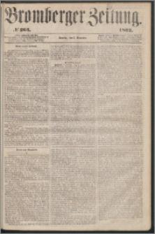Bromberger Zeitung, 1862, nr 263