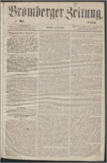 Bromberger Zeitung, 1863, nr 93