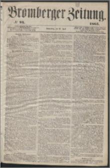 Bromberger Zeitung, 1863, nr 94