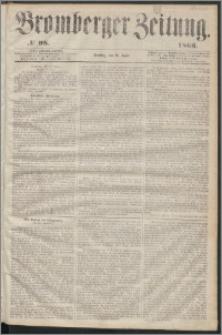 Bromberger Zeitung, 1863, nr 98