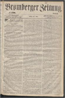 Bromberger Zeitung, 1863, nr 100