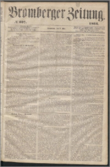 Bromberger Zeitung, 1863, nr 107
