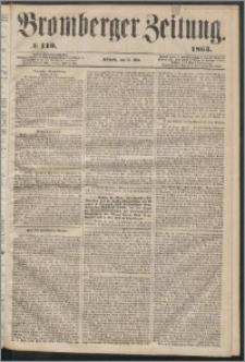 Bromberger Zeitung, 1863, nr 110