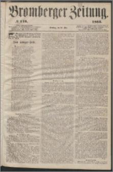Bromberger Zeitung, 1863, nr 119