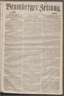Bromberger Zeitung, 1863, nr 122