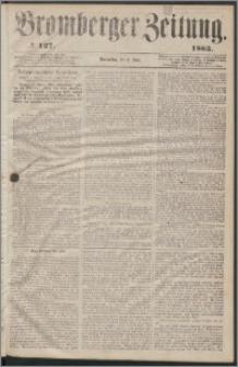 Bromberger Zeitung, 1863, nr 127