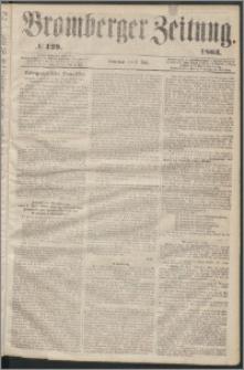 Bromberger Zeitung, 1863, nr 129