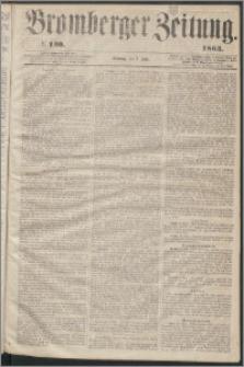 Bromberger Zeitung, 1863, nr 130