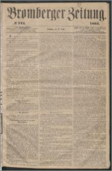 Bromberger Zeitung, 1863, nr 142