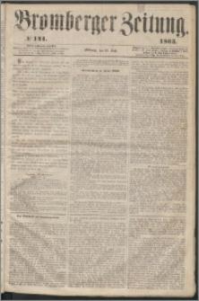 Bromberger Zeitung, 1863, nr 144