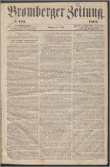 Bromberger Zeitung, 1863, nr 155