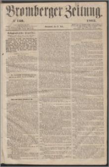 Bromberger Zeitung, 1863, nr 159