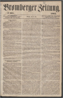 Bromberger Zeitung, 1863, nr 161