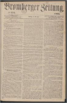 Bromberger Zeitung, 1863, nr 173