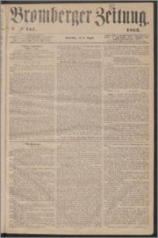 Bromberger Zeitung, 1863, nr 181
