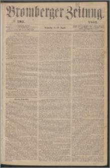 Bromberger Zeitung, 1863, nr 193