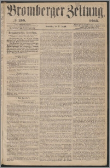 Bromberger Zeitung, 1863, nr 199