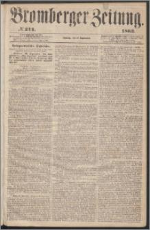 Bromberger Zeitung, 1863, nr 214