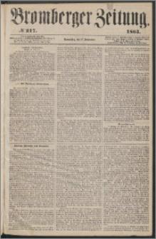 Bromberger Zeitung, 1863, nr 217