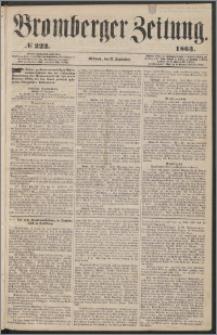 Bromberger Zeitung, 1863, nr 222