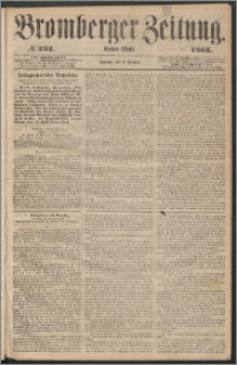 Bromberger Zeitung, 1863, nr 232