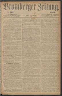 Bromberger Zeitung, 1863, nr 242