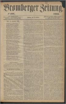 Bromberger Zeitung, 1863, nr 244