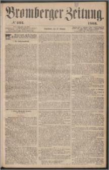 Bromberger Zeitung, 1863, nr 255