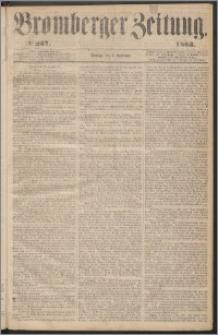 Bromberger Zeitung, 1863, nr 257