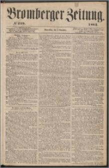 Bromberger Zeitung, 1863, nr 259