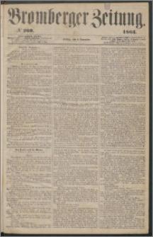 Bromberger Zeitung, 1863, nr 260