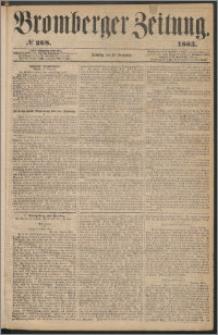 Bromberger Zeitung, 1863, nr 268