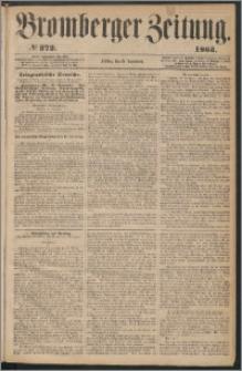 Bromberger Zeitung, 1863, nr 272