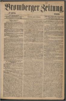 Bromberger Zeitung, 1863, nr 273
