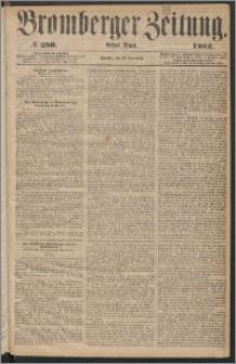 Bromberger Zeitung, 1863, nr 280